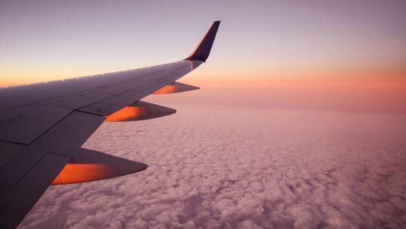 Flight from NYC-LAX