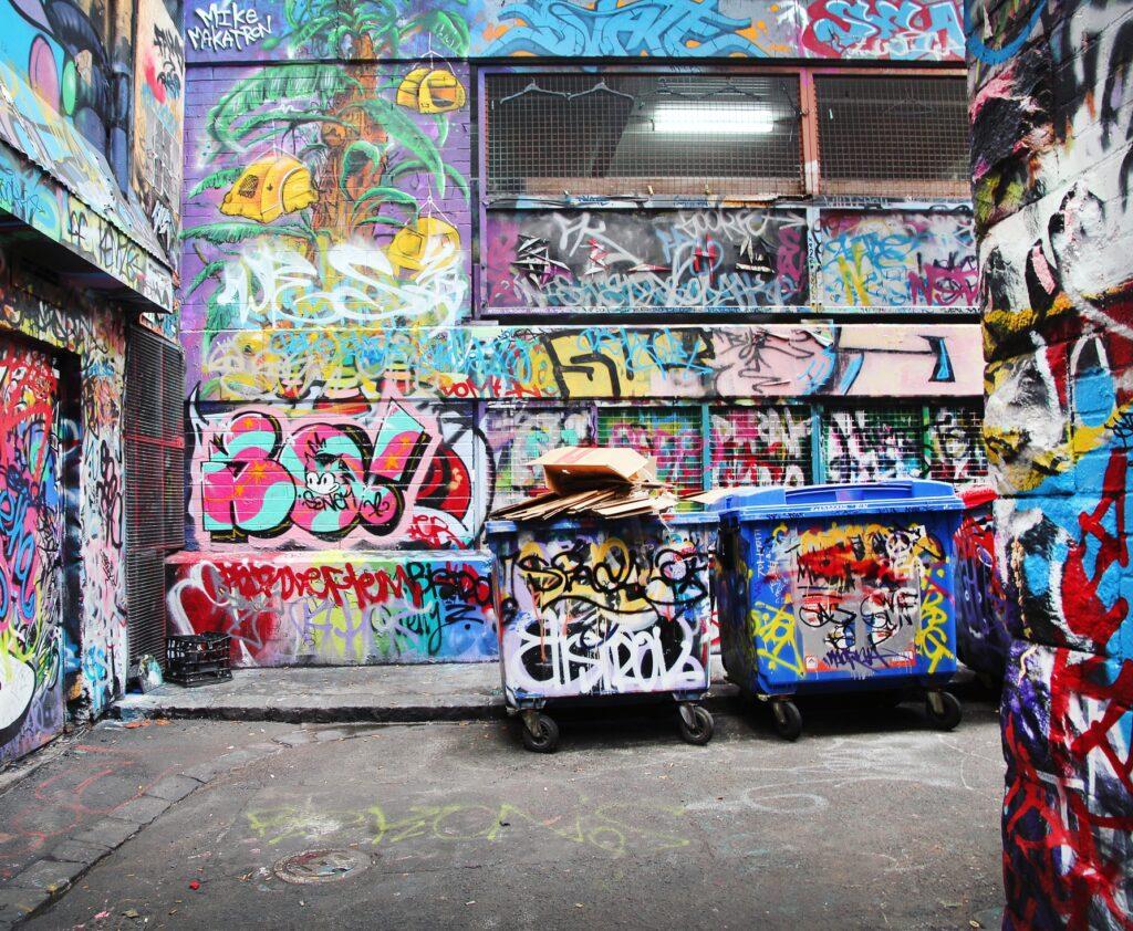 Ruttledge Lane, Melbourne, Australia