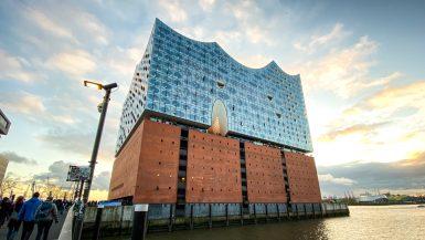 Elbphilharmonie concert hall, Hamburg, Germany