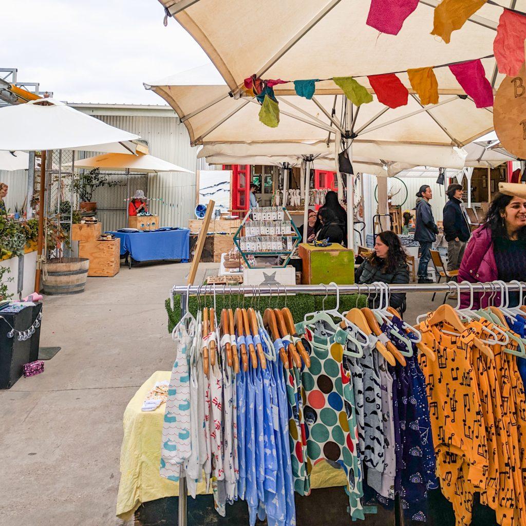 Rose Street Artists Market in Melbourne